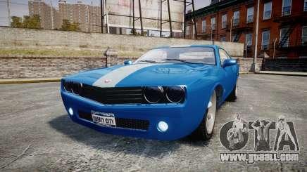 GTA V Bravado Gauntlet for GTA 4