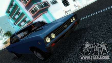 Chevrolet Chevelle SS 1967 for GTA Vice City