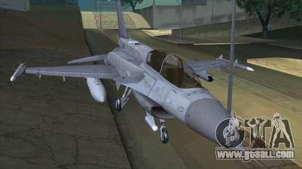 F-16D Block 60 for GTA San Andreas