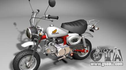 Honda Z50J Monkey for GTA San Andreas