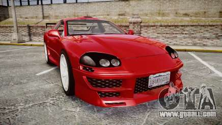 Mitsubishi 3000GT Tuner for GTA 4