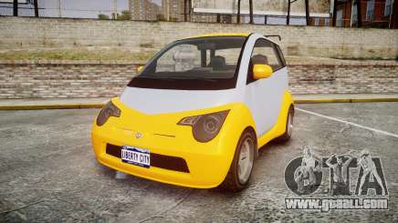 GTA V Benefactor Panto for GTA 4