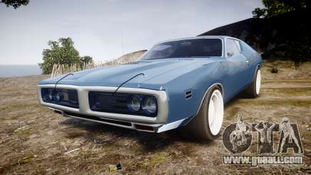 Dodge Charger 1971 v2.0 for GTA 4