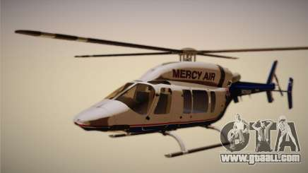 Bell 429 v3 for GTA San Andreas