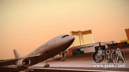 Airbus A310 MRTT Luftwaffe (German Air Force) for GTA San Andreas