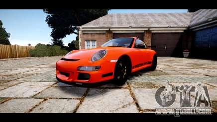 Porsche 911 GT3 RS for GTA 4
