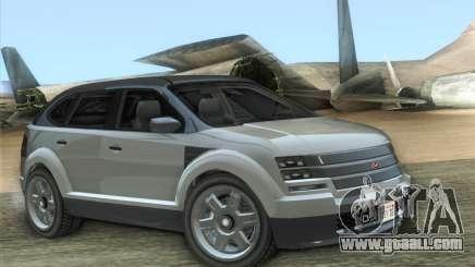 Vapid Radius 1.0 (HQLM) for GTA San Andreas
