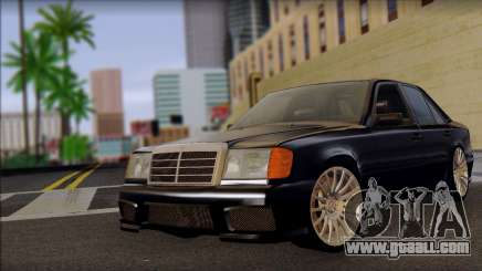 Mercedes-Benz E-Class W124 AMG for GTA San Andreas