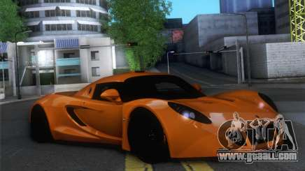 Hennessey Venom GT for GTA San Andreas