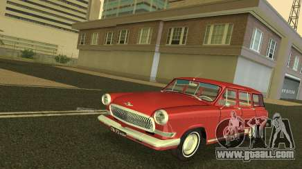 GAS 22 Volga 1965 for GTA Vice City