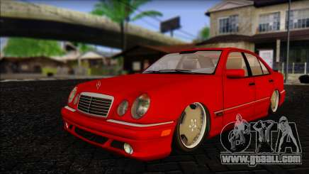 Mercedes-Benz W210 E55 for GTA San Andreas