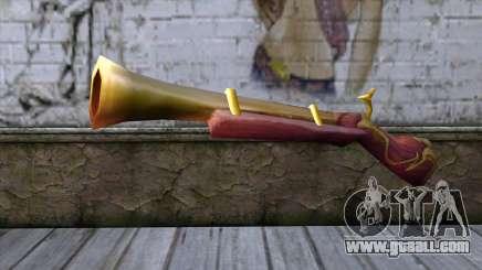 World of Warcraft Shotgun for GTA San Andreas