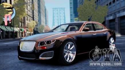 GTA 5 Lampadati Felon for GTA 4