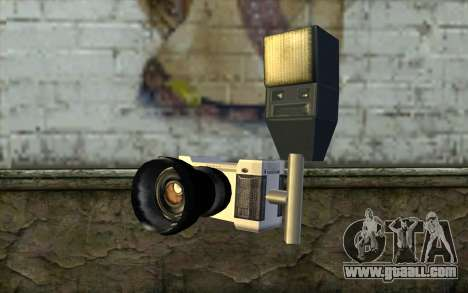 Camera from Beta Version for GTA San Andreas