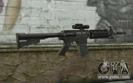 M4 Stuffed for GTA San Andreas second screenshot