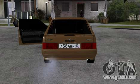 VAZ 2113 for GTA San Andreas right view