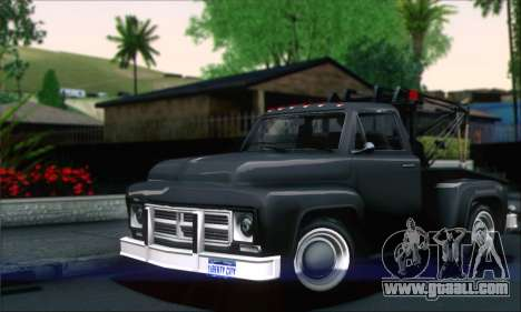 GTA 5 Towtruck for GTA San Andreas