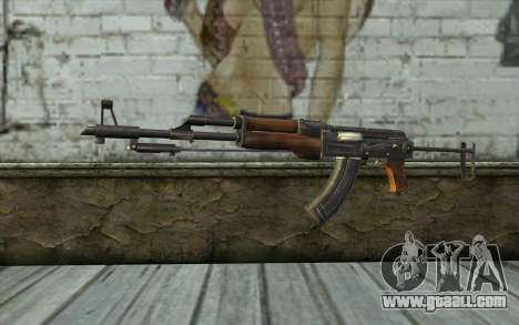 Тип 56-1 (АКМС) from Battlefield: Vietnam for GTA San Andreas