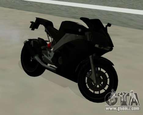 CarbonRS for GTA San Andreas
