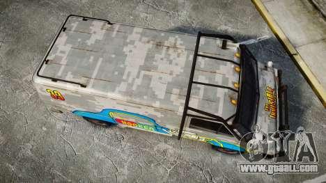 Kessler Stowaway Hooker Headers for GTA 4 right view