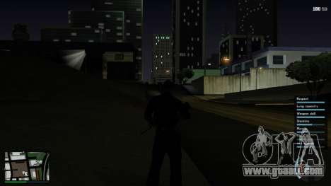 GTA V HUD for GTA San Andreas forth screenshot
