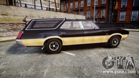 Oldsmobile Vista Cruiser 1972 Rims2 Tree1 for GTA 4 left view