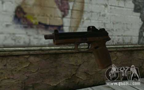 Fort 15 with Optics for GTA San Andreas