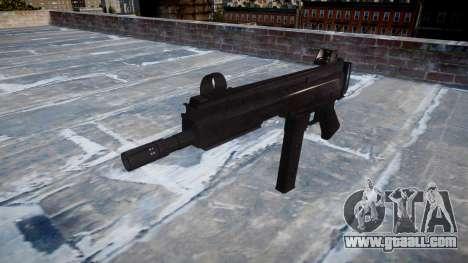 Gun SMT40 no butt icon2 for GTA 4
