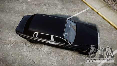 Rolls-Royce Phantom EWB for GTA 4 right view