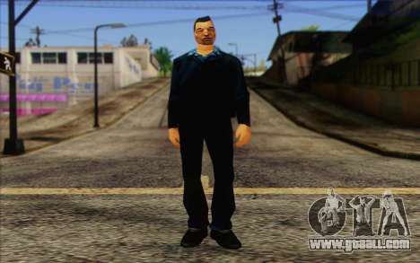 Yakuza from GTA Vice City Skin 2 for GTA San Andreas
