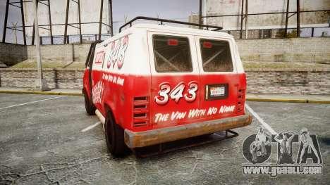 Kessler Stowaway Simpson for GTA 4 back left view