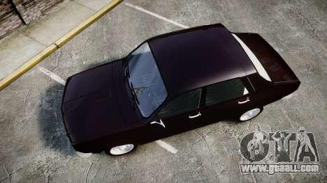 Dacia 1300 for GTA 4 right view