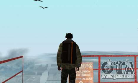 New parachute for GTA San Andreas third screenshot