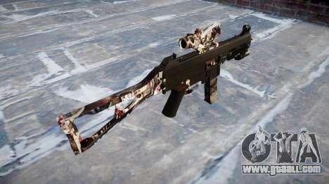 Gun UMP45 Zombies for GTA 4 second screenshot