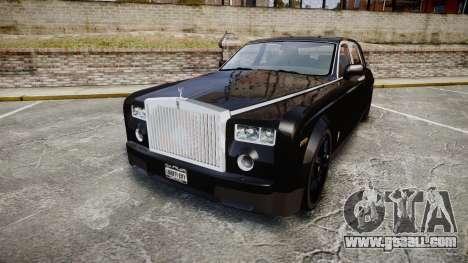 Rolls-Royce Phantom EWB for GTA 4