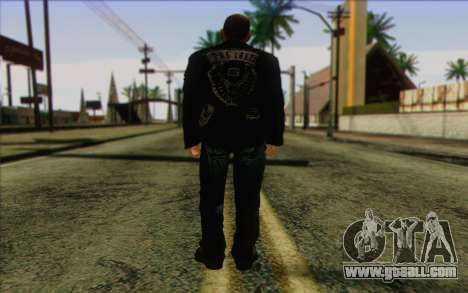 Johnny Klebitz From GTA 5 for GTA San Andreas second screenshot