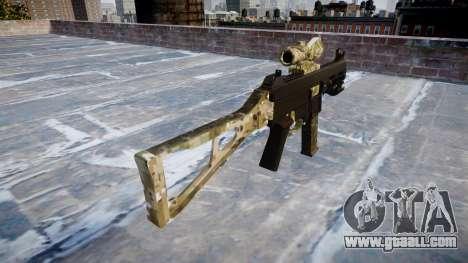 Gun UMP45 DEVGRU for GTA 4 second screenshot
