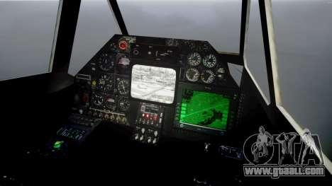 Ka-50 Black shark for GTA 4 right view