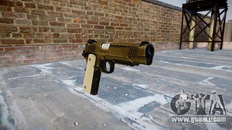 Gun Kimber KDW for GTA 4