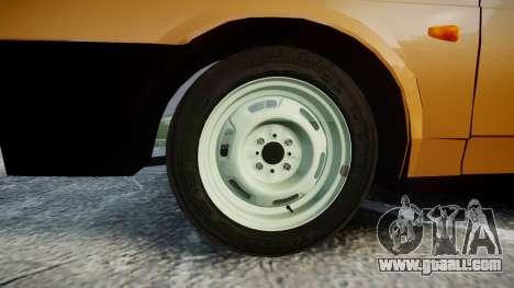 VAZ-2109 1500 i for GTA 4 back view