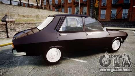 Dacia 1300 for GTA 4 left view