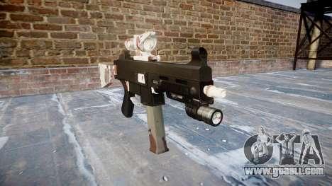 Gun UMP45 Choco for GTA 4