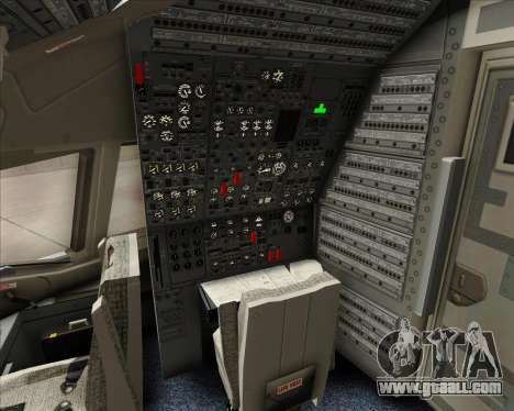 McDonnell Douglas DC-10-30 Northwest Airlines for GTA San Andreas engine