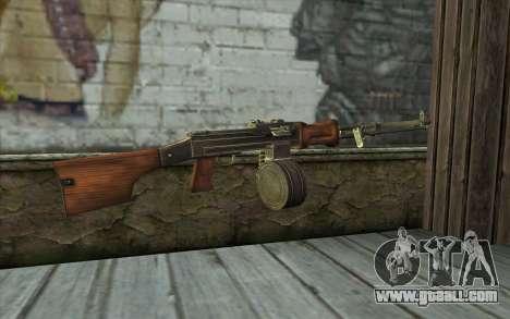 РПД from Battlefield: Vietnam for GTA San Andreas second screenshot