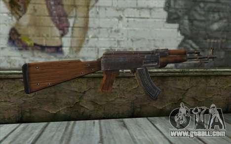 Тип 56 (АКМ) from Battlefield: Vietnam for GTA San Andreas second screenshot