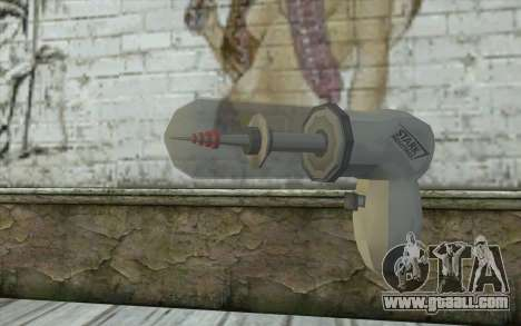 Stark Industries Nova Gun for GTA San Andreas