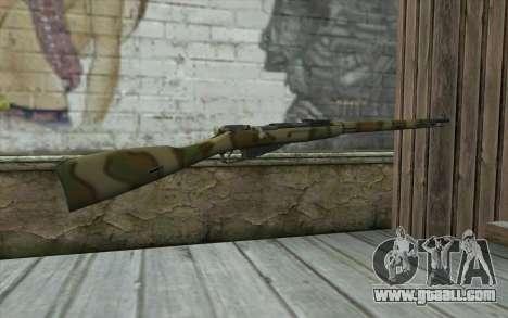 The Mosin-v4 for GTA San Andreas second screenshot
