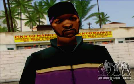 Hood from GTA Vice City Skin 1 for GTA San Andreas third screenshot
