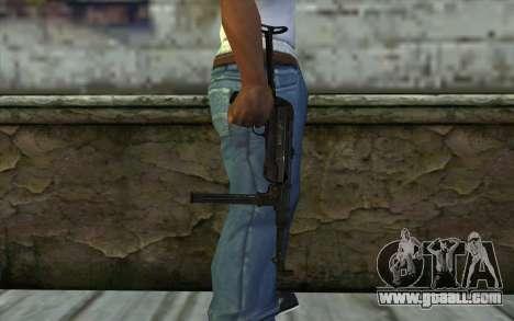 MP40 for GTA San Andreas third screenshot