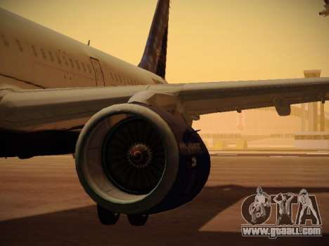 Airbus A321-232 Lets talk about Blue for GTA San Andreas
